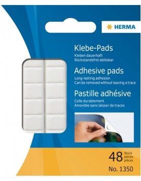 adhesive pads by Herma for your pictures, 48 pads