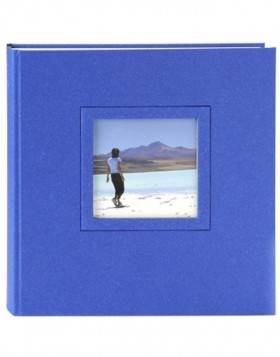 Small album Colore blue 19,5x22 cm