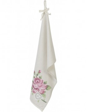kitchen towel ELEGANT ROSE 50x85 cm