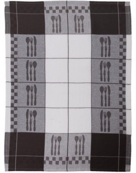 dish towel - KT042.007G in 50x70 cm