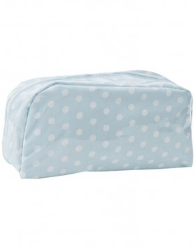 sponge bag light blue - FAP0134BL by Clayre Eef