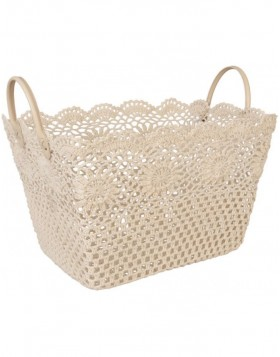 plastic-basket nature - CR0130N Clayre Eef