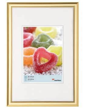 picture frame TRENDSTYLE 20x30 cm - golden-metallic