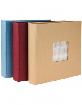 LA VITA slip-in photo album 200 photos 10x15 cm