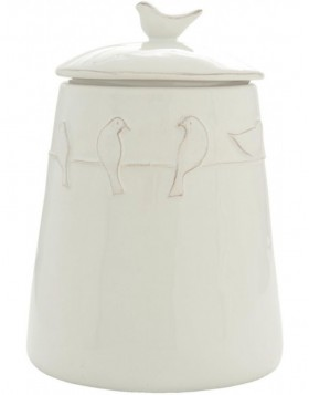 LBIVO Clayre Eef - LOVELY BIRDS tin