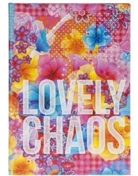 LOVELY CHAOS Notizbuch DIN A5