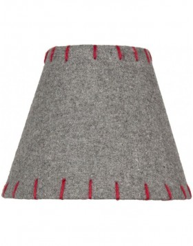 lamp shade 6LAK0219 Clayre Eef - grey