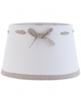 lamp shade 6LAK0329 Clayre Eef - beige/natural
