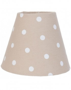 lamp shade 6LAK0332 Clayre Eef - natural/beige