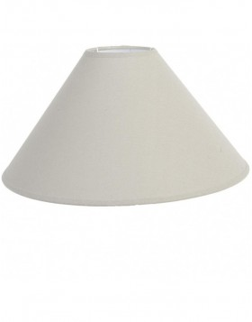 lamp shade grey  - W4LAK0012 Clayre Eef