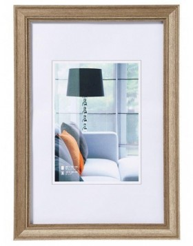 photo frame Lounge 20x30 cm steel