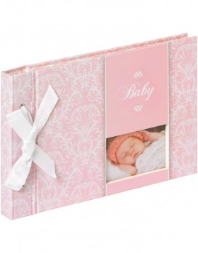 baby photo album DAYDREAMER for girls 24 x 16 cm