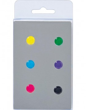 magnets 6 dots