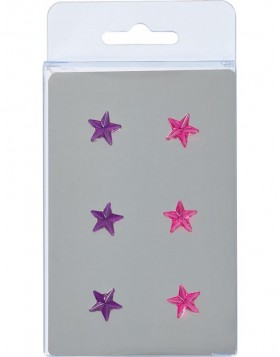 STARS magnets 6 pieces