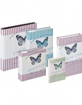 Mariposa slip-in album 10x15 cm, 11x15 cm, 13x18 cm and...