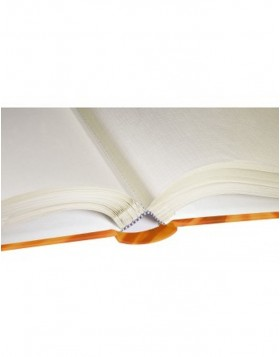 jumo photo album SINGO orange 100 sides 30x30 cm