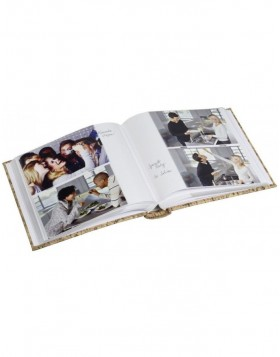 Corky Memo Album, for 200 photos with a size of 10x15 cm