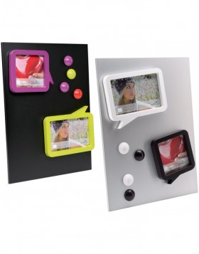 Memoboard Memory Black and Silver