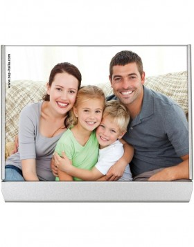Metal photo frame Flip 10x15 cm, 13x18 cm and 15x20 cm