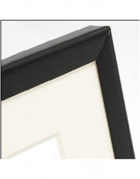 Metal photo frame Lipsy black