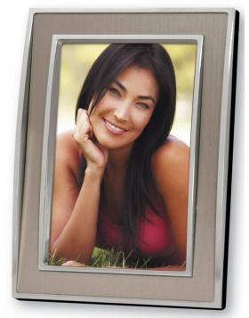 metal portrait frame DIANA picture frame - 10x15 cm