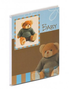 mini slip-in album Teddy for 40 photos 10x15 cm