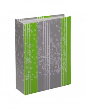 Minimax slip-in album Curly lime 100 photos 10x15 cm