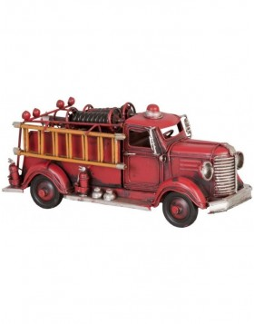 model fire truck red - 6Y1240 Clayre Eef