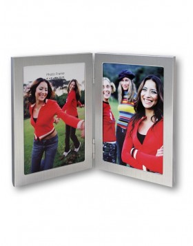 Nick Double Frame 10x15 cm and 13x18 cm portrait and...
