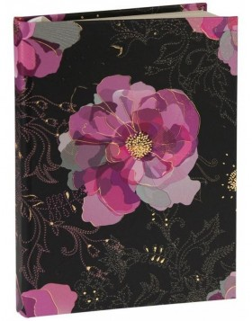 notebook A5 Midnight Rose Turnowsky