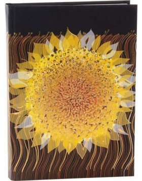 Notizbuch A5 Starry Sunflower
