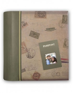 slip-in album PASSPORT 200 photos 13x19 cm