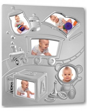 PLAYHOUSE Babyrahmen aus Metall