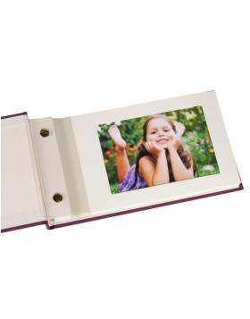 Slip-in photo album Imperial purple