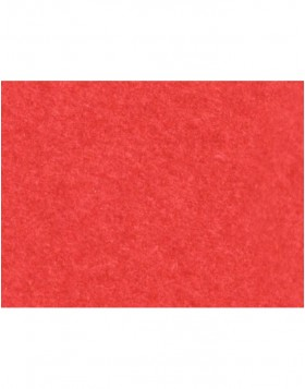 Bevel cut mat Rosso Ciliegia 40 sizes red