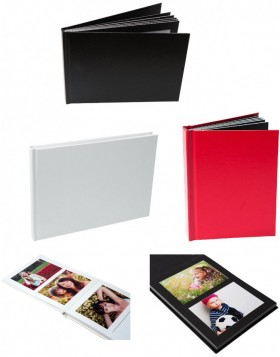 Passepartout album Lona 10-20 Photos 3 colors