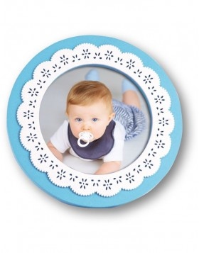 Philippe Baby frame 10x10 cm