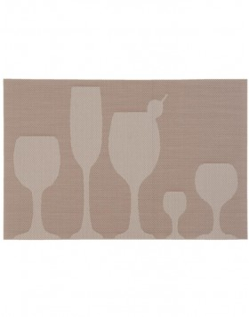 natural place mat - 63266 Clayre Eef