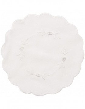 white place mat - TD006.40S Clayre Eef
