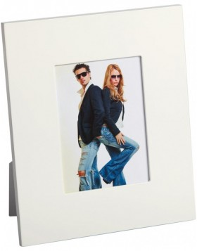 Portrait Frame New Line 13x18 cm white