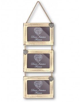 Provence Country House Frame 3x 10x15 cm