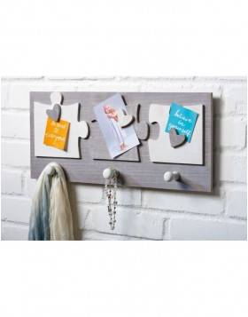 Puzzle frame Elemento 1 to 6 photos 8x8 cm and 10x15 cm