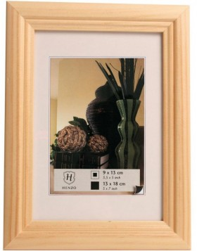 Artos natural-coloured wooden picture frame 30x40 cm