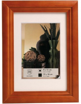 Artos wooden frame 30x40 cm - dark brown