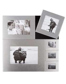 frame set- 6 magnetic picture frames