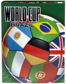 Ringbuch A4 WORLD CUP BRAZIL