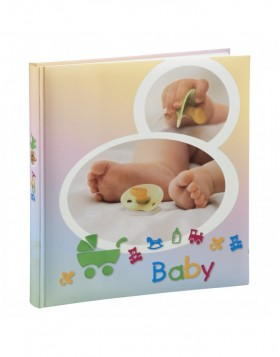 Sascha Bookbound Album, 29x32 cm, 60 white pages, 2...
