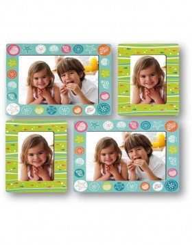 SET 4 photo frame adhesive for the 10x15 cm, 7x10