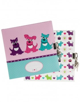 SIR HENRY diary for girls