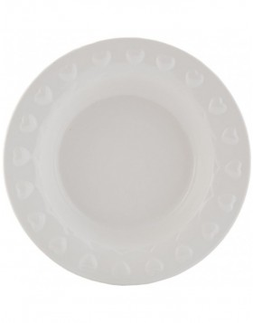 white bowl ROLBO Clayre Eef